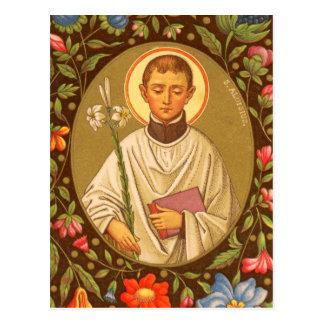 Postal #2 del St. Aloysius Gonzaga (P.M. 01)