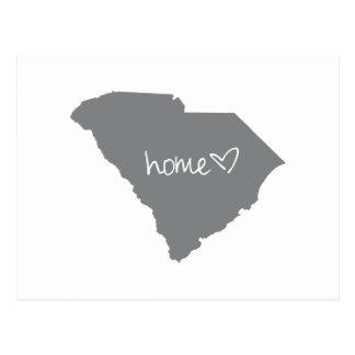 Postal <3 casero Carolina del Sur