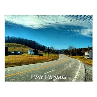 Postal 3 de Virginia