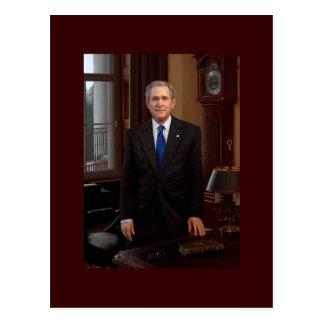 Postal 43 George W. Bush