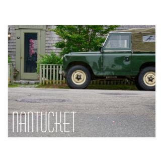 Postal 4 de Nantucket