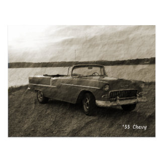 Postal '55 Chevy