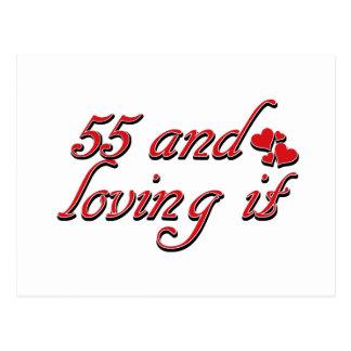 Postal 55 y amor de lo