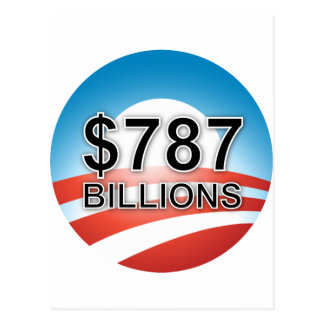 POSTAL $787 MIL MILLONES