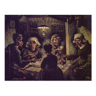 Postal 800px-vincent Van Gogh - el eaterspng de la patata