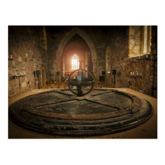 Postal Abadía de Iona