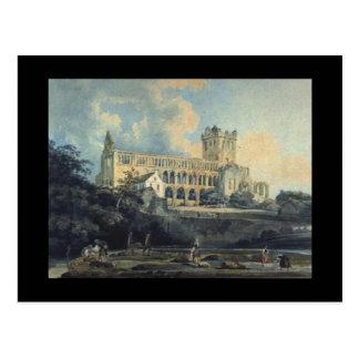 Postal Abadía de Jedburgh de Thomas Girtin