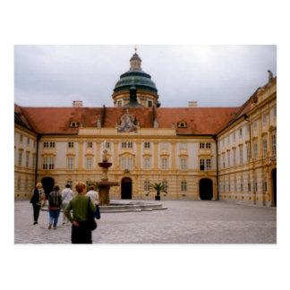 Postal Abadía de Melk, Austria