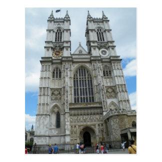 Postal Abadía de Westminster
