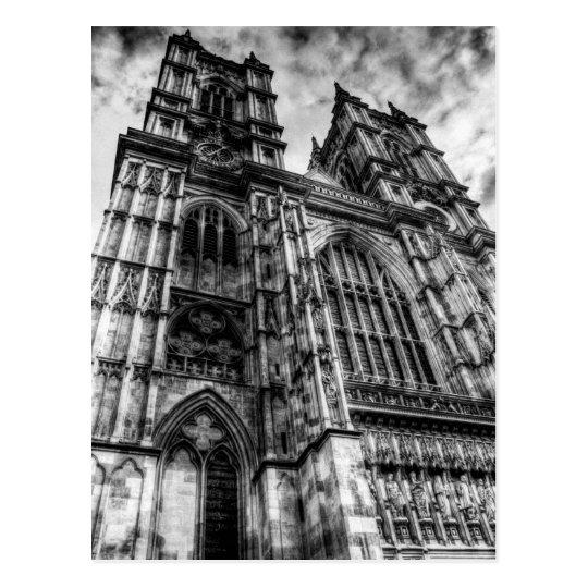 Postal Abadía de Westminster Londres