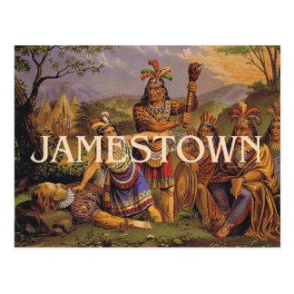 Postal ABH Jamestown