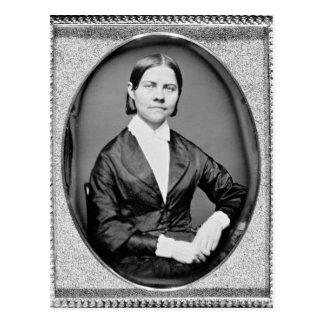 Postal Abolicionista y sufragista americanos de piedra de