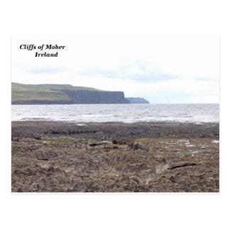 Postal Acantilados de Moher, Co. Clare, Irlanda