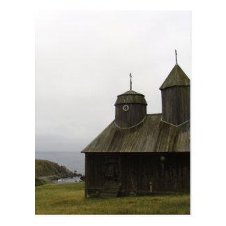 Postal Acuerdo del ruso de Ross del fuerte