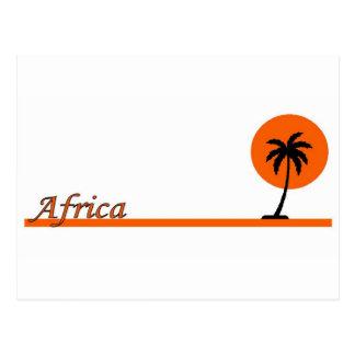 POSTAL ÁFRICA