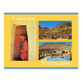 Postal África del Norte, Tatouine, Túnez