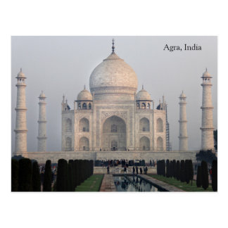 Postal Agra, la India