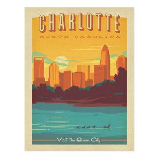 Postal Ahorre la fecha - Charlotte, NC