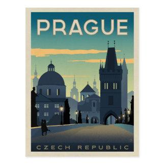 Postal Ahorre la fecha el | Praga, República Checa