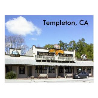 Postal-AJ-Estímulos, Templeton, CA Postal