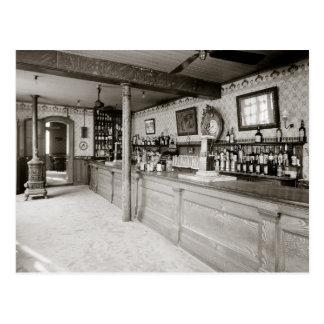 Postal Ajenjo Room, 1906 de New Orleans