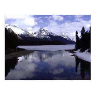Postal Alberta Rockies, Canadá