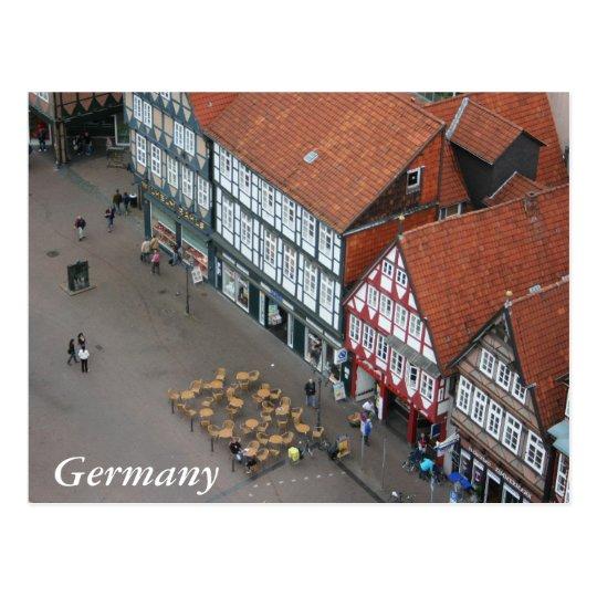 Postal Alemania