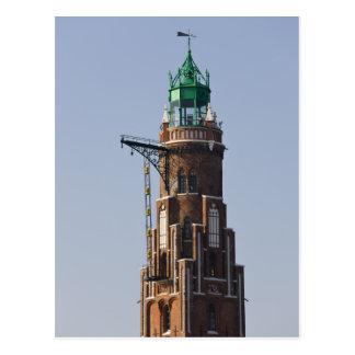 Postal Alemania, estado de Bremen, Bremerhaven. Puerto