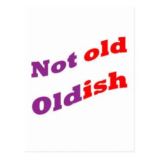 Postal Algo viejo no viejo