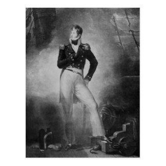 Postal Almirante Thomas Cochrane