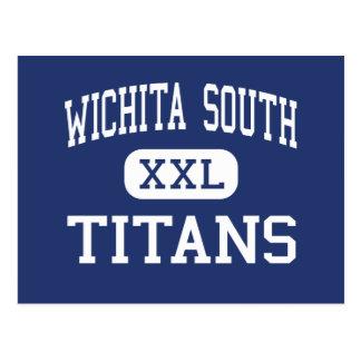 Postal Alto del sur de Wichita - titanes - - Wichita