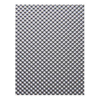 Postal aluminio
