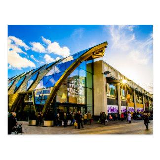 Postal Amarre el mercado de Sheffield
