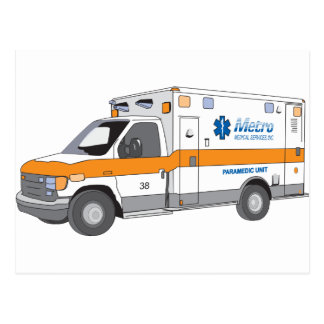 Postal Ambulancia