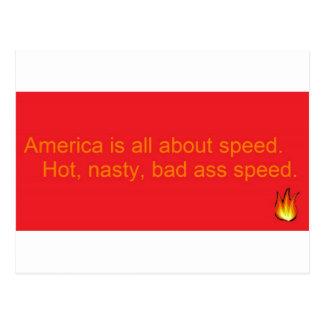 Postal América…
