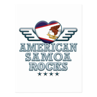 Postal American Samoa oscila v2