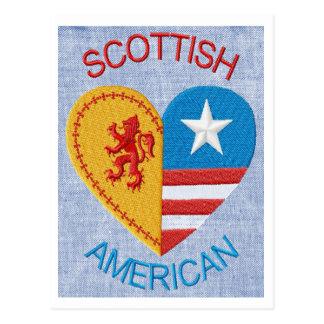 Postal americana escocesa