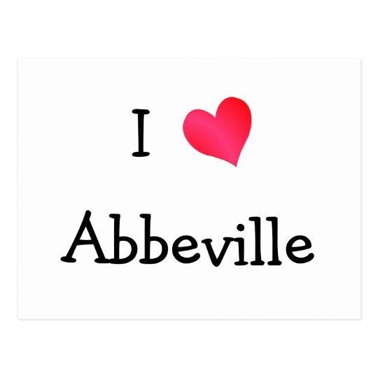 Postal Amo Abbeville