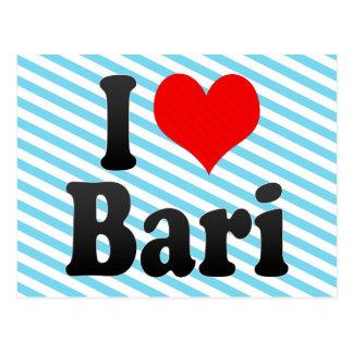 Postal Amo Bari, Italia
