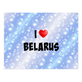 Postal Amo Bielorrusia