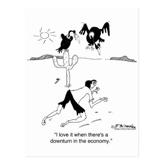 Postal Amo descensos económicos