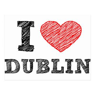 Postal Amo Dublín