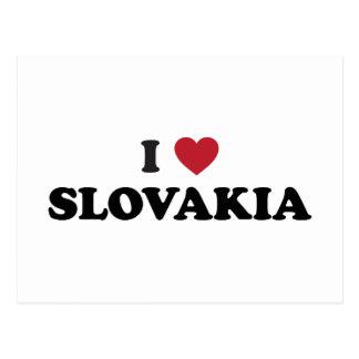Postal Amo Eslovaquia