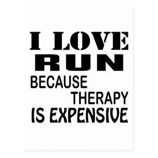 Postal Amo funcionamiento porque la terapia es costosa