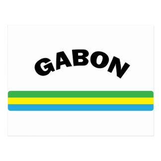 Postal Amo Gabón
