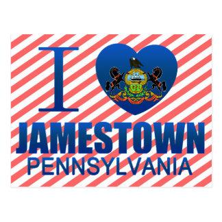 Postal Amo Jamestown, PA
