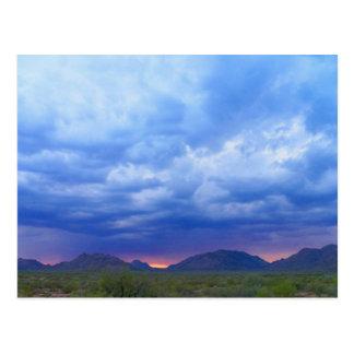 Postal Amo las nubes:)