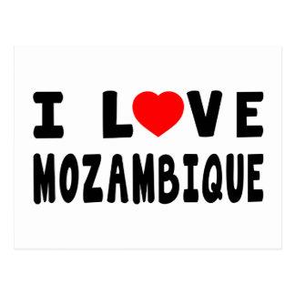 Postal Amo Mozambique