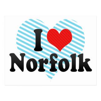Postal Amo Norfolk