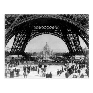 Postal Amo París
